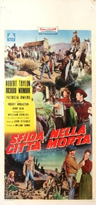 The Law and Jake Wade - Italian Movie Poster (xs thumbnail)
