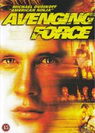 Avenging Force - Danish Movie Cover (xs thumbnail)