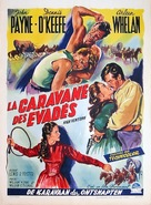 Passage West - Belgian Movie Poster (xs thumbnail)