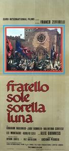 Fratello sole, sorella luna - Italian Movie Poster (xs thumbnail)