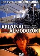 Arizona Dream - Hungarian Movie Cover (xs thumbnail)