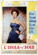 Island in the Sun - Italian Movie Poster (xs thumbnail)