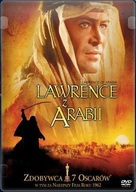 Lawrence of Arabia - Polish DVD cover (xs thumbnail)