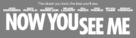 Now You See Me - Logo (xs thumbnail)