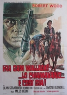 Era Sam Wallash... lo chiamavano 'Così Sia' - Italian Movie Poster (xs thumbnail)