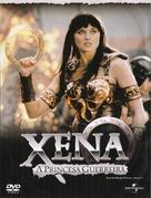 """Xena: Warrior Princess"" - Mexican DVD cover (xs thumbnail)"