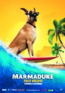 Marmaduke - Romanian Movie Poster (xs thumbnail)