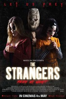 The Strangers: Prey at Night - British Movie Poster (xs thumbnail)