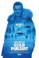 Cold Pursuit - British Movie Poster (xs thumbnail)