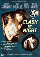 Clash by Night - DVD cover (xs thumbnail)