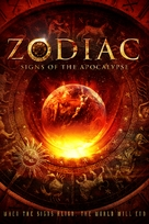 Zodiac: Signs of the Apocalypse - DVD cover (xs thumbnail)