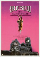House II: The Second Story - Spanish Movie Poster (xs thumbnail)