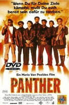 Panther - German DVD movie cover (xs thumbnail)