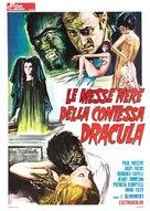 La noche de Walpurgis - Italian Movie Poster (xs thumbnail)