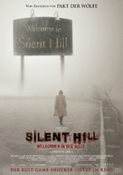 Silent Hill - German Movie Poster (xs thumbnail)