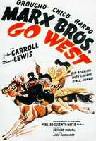 Go West - Movie Poster (xs thumbnail)