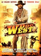 Doc West - French DVD cover (xs thumbnail)