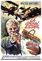 Charley Varrick - Spanish Movie Poster (xs thumbnail)