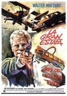 Charley Varrick - Spanish Movie Poster (xs thumbnail)