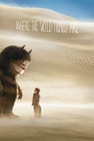 Where the Wild Things Are - DVD cover (xs thumbnail)