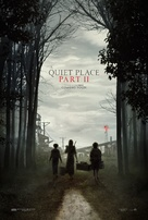 A Quiet Place: Part II - Teaser movie poster (xs thumbnail)