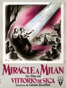 Miracolo a Milano - French Movie Poster (xs thumbnail)