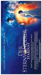 Stardust - Swiss Movie Poster (xs thumbnail)