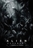 Alien: Covenant - Italian Movie Poster (xs thumbnail)