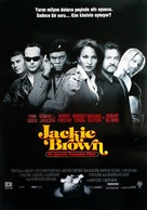 Jackie Brown - Turkish Movie Poster (xs thumbnail)