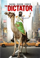 The Dictator - DVD cover (xs thumbnail)