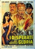 Les parias de la gloire - Italian Movie Poster (xs thumbnail)