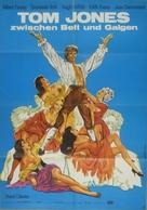 Tom Jones - German Movie Poster (xs thumbnail)