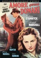 Always Goodbye - Italian DVD movie cover (xs thumbnail)
