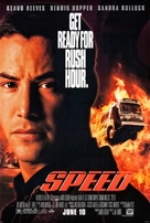 Speed - Movie Poster (xs thumbnail)