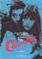 Cannabis - Japanese Movie Poster (xs thumbnail)