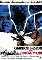 The Omega Man - German Movie Poster (xs thumbnail)