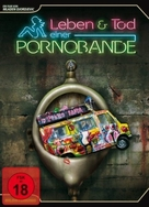 Zivot i smrt porno bande - German DVD cover (xs thumbnail)