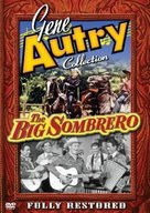 The Big Sombrero - DVD cover (xs thumbnail)