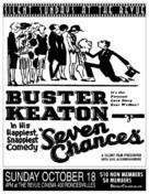 Seven Chances - Movie Poster (xs thumbnail)