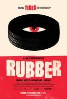 Rubber - Homage movie poster (xs thumbnail)