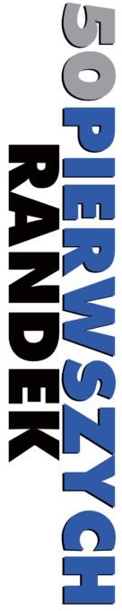 50 First Dates - Polish Logo (xs thumbnail)