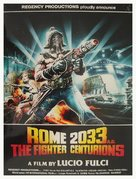 I guerrieri dell'anno 2072 - Belgian Movie Poster (xs thumbnail)