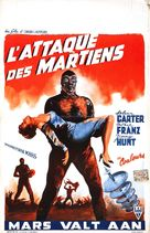 Invaders from Mars - Belgian Movie Poster (xs thumbnail)