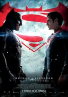 Batman v Superman: Dawn of Justice - Czech Movie Poster (xs thumbnail)