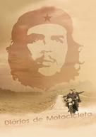 Diarios de motocicleta - Brazilian Movie Poster (xs thumbnail)