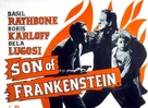 Son of Frankenstein - British Movie Poster (xs thumbnail)