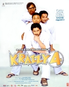 Krazzy 4 - Indian Movie Poster (xs thumbnail)