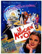 The Wizard of Oz - Belgian Movie Poster (xs thumbnail)