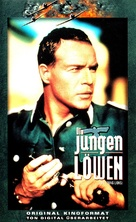 The Young Lions - German VHS cover (xs thumbnail)