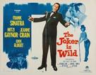The Joker Is Wild - Movie Poster (xs thumbnail)